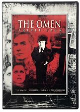 The Omen: Triple Pack - (The Omen / Damien: Omen II / Omen III) [DVD] Like New!