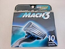 Gillette MACH3, 10 Cartridges Brand New Free Shipping!!!