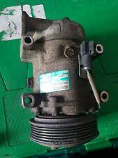Ford Fiesta MK6 2002 - 2008 1.4 Diesel AC Compressor Air con Pump SD6V12