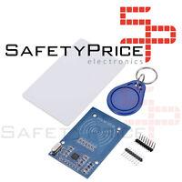 MODULO RFID + LLAVERO TAG * TARJETA 13,56 Mhz SENSOR ARDUINO RC522 13.56  SP