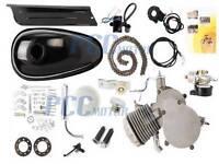 NEW 49CC 2-Stroke Gas Engine Motor Kit For Motorized Bicycle Bike I EN10+