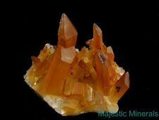 HIGH END DISPLAY____LARGE OPTICAL CLEAR Arkansas Quartz Crystal Cluster