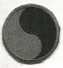 US Army 29th Infantry Division ACU Patch