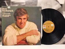 BURT BACHARACH - S/T OMONIMO 1971 LP ITA A&M SLAM 63501 1st PRESS LAMINATED CV