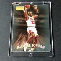 MICHAEL JORDAN 1997 SKYBOX PREMIUM #29 HOLOFOIL CARD CHICAGO BULLS NBA MJ