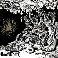 Goatwhore - Constricting Rage Of The Merciless [CD]