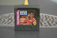 RIDDICK BOWE BOXING SEGA GAME GEAR COMBINED SHIPPING