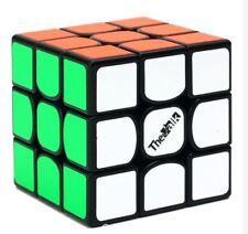 The Valk 3 3x3x3 MoFangGe QiYi Magic Cube Black