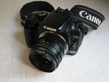 US Seller Helios 44-2 58mm f2 SLR Russian Bokeh portrait Lens DSLR Canon EF EOS
