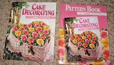 VINTAGE~1992 WILTON CAKE DECORATING YEARBOOK MAGAZINE & PATTERN BOOK~