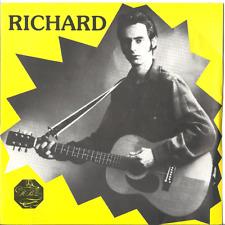 vinyle Richard imitateur Elvis rare disque promo radio disque 45t