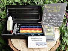 Lansky (NOT) Style Sharpen System Bushcraft Survival Camping Craft Kitchen DIY