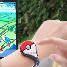 Nintendo Pokemon GO Plus Bluetooth Wrist Strap Bracelet Watch with Clip Gift