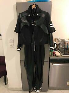 Tokyo Ghoul - Ken Kaneki (Cosplay / Costume + Masque + Cache-œil) - Taille L