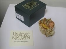 Harmony Kingdom Kitty's Kippers #Tjsep98F Parkwest/Naled Exclusive