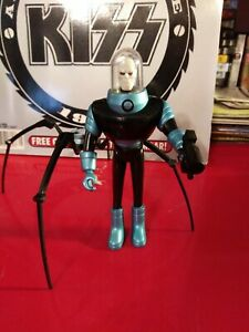New Batman Adventures Action Figure Insect Body MR FREEZE Kenner 1998 Complete