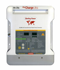 Sterling Ultimate charger ProChargeU 24v 20amp  PCU2420