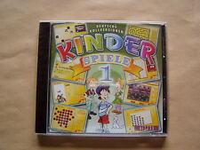 CD-ROM  -  Kinderspiele 1 (PC)  -  OVP