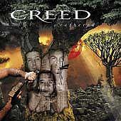 Creed CD Weathered (+ Rare Bonus Video CD)
