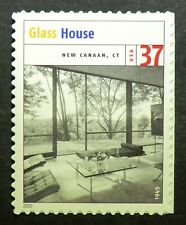 3910h MNH 2005 Modern Architecture Philip Johnson New Caanan Connecticut MOMA