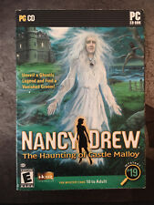 Nancy Drew: The Haunting of Castle Malloy - Her Interactive - PC CD