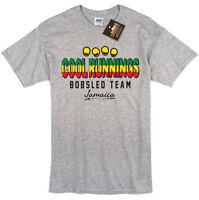 Cool Runnings Inspired T-shirt - Retro Classic 90's Movie Film Tee Shirt NEW