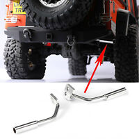 Exhaust Pipe Upgrade Parts for 1/10 Traxxas TRX-4 Land Rover Ford Bronco RC Car