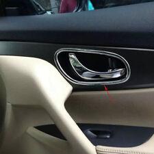 For Nissan Qashqai J11 2014-2019 Interior Side Door Handle Bowl Cover Trim Frame