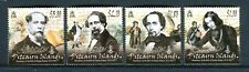 2012 Pitcairn Island Charles Dickens Birth Bicentenary - Muh Set of 4 Stamps