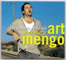 CD / LE MEILLEUR D'ART MENGO - LES PARFUMS DE SA VIE /  18 TITRES BEST OF