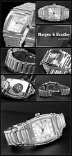 Hurricane Men's Automatic Watch Heavy Day/Up-To-Date morgan&headley