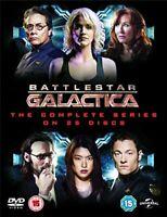 Battlestar Galactica: The Complete Series [DVD] [2004][Region 2]