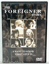 DVD THE FOREIGNER STORY - I want to know what love is