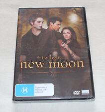 The Twilight Saga - New Moon (DVD, 2010) New Sealed
