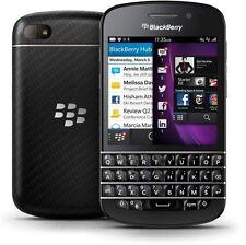BlackBerry Q10 Black Refurbished - 16GB - Dual Core - 8MP + 2MP - Good Condition