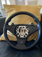 BMW E60/61/63/64 Steering Wheel With Paddles