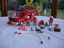 Playmobil Fire Engine with Figures and accessories (3880)