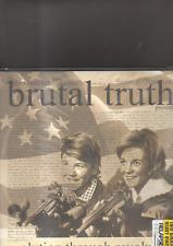 BRUTAL TRUTH - evolution through revolution LP