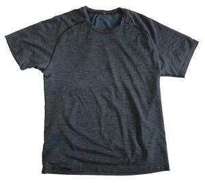 Lululemon Men's Green Metal Vent Tech Short Sleeve TShirt - Large See Note
