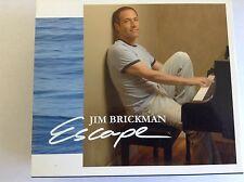 8809064220575 Escape by Jim Brickman (2007) FAST POST CD MINT RARE