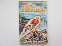 TITANS N°66 BE/TBE