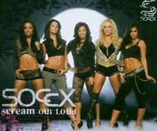 Soccx Scream out loud (2006; 2 tracks) [Maxi-CD]