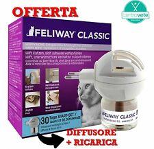 FELIWAY CLASSIC (Diffusore+Ricarica da 48 ml) - Gestisce lo stress del tuo GATTO