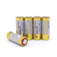 10 x 23A 12V Volt 21/23 23A A23 E23A GP-23A Alkaline Battery Alarm Car Remote