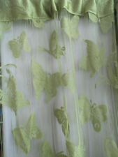Polyester Animal Print Unbranded Window Curtains