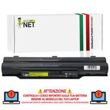 Batteria FPCBP250 per Fujitsu-siemens A530 A531 AH531 LH520 [11.1V 5200mAh]