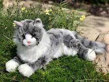 Seraphina Maine Coon Cat- Plush Animal Collectable-Stuffed Animal Kitten