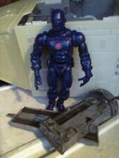 Toybiz Marvel Legends Series 1 Iron Man 6 Inch  Loose Complete STEALTH