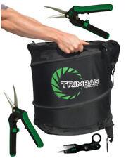 TrimBag Dry Leaf Bud Trimmer Bag - Just Shake to Trim! (PLUS 3 PAIRS SCISSORS!)