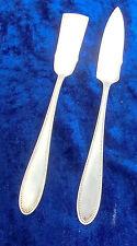 WMF 500 Perlrand Butter Käse Messer Vorlage Besteck 90er Nr.2603/07.17k